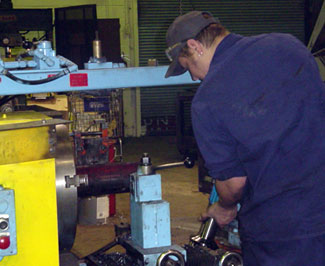 Arrow Trucks & Parts Co  Driveshaft services
